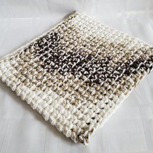 Other - Handmade Chocolate Ombre Pot Holder